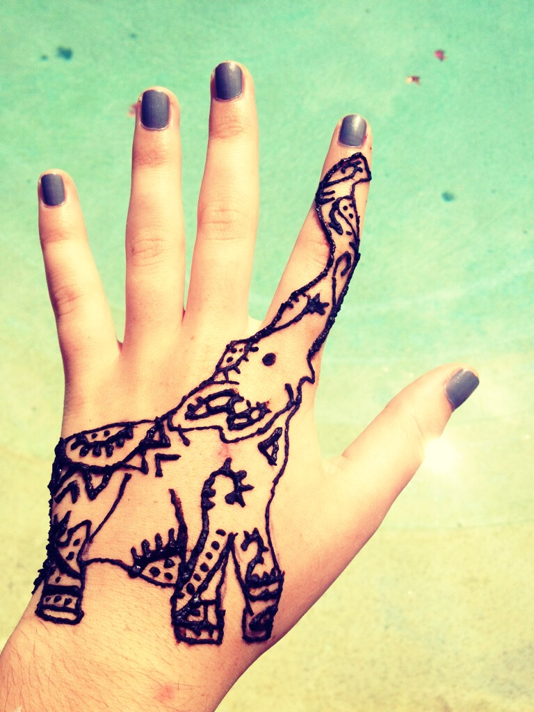 Henna Tattoo Tips : Henna tattoo ideas trusper