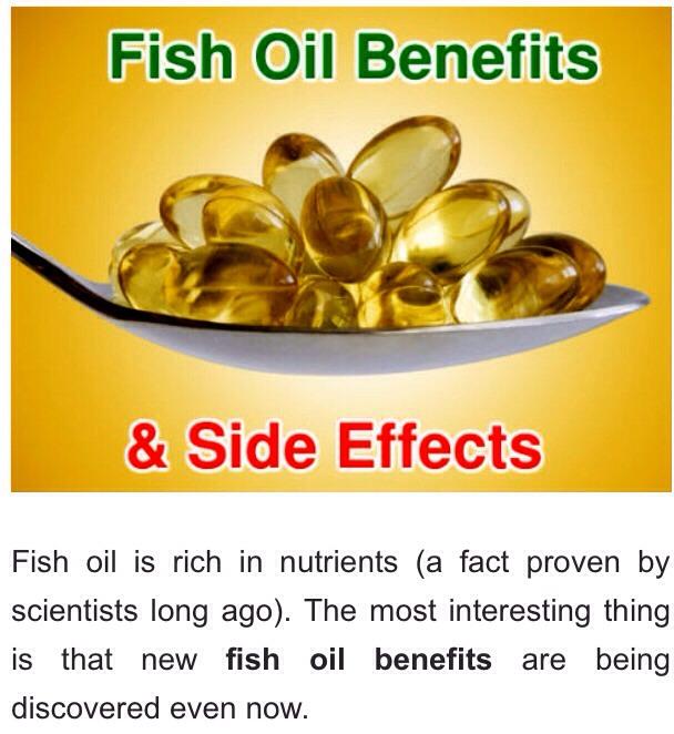 Fish oil benefits trusper for Fish oil benefit