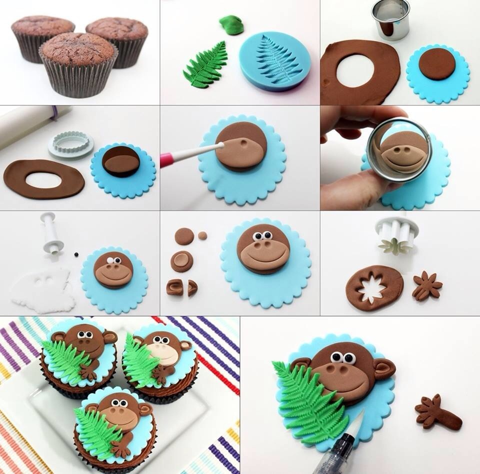 Cup Cakes Islam