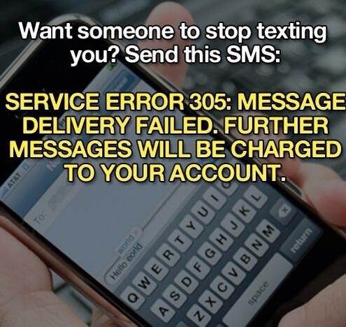 how to stop texting someone you love