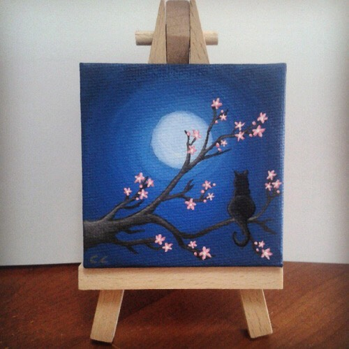 things to do with mini canvases great handmade gift for