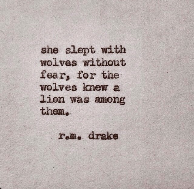 Beautiful Quotes By R.M Drake Trusper