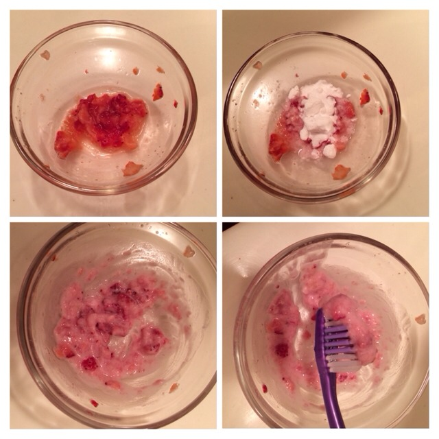 Remove Teeth Stains Naturally