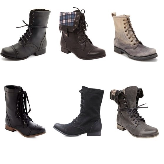 How To Wear Combat Boots