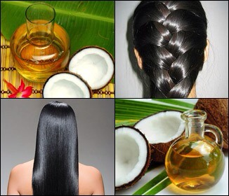 Super Smooth Healthy And Strong Hair With Coconut Oil ! 👌😉🙌🍶 Heres The Secret! 😉😘