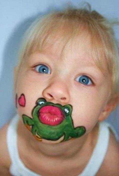 Pics Photos Small Face Painting Ideas For Kids