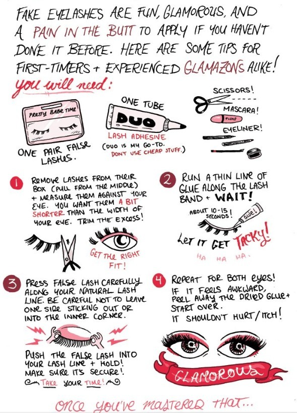 how to make your eyes pop with mascara