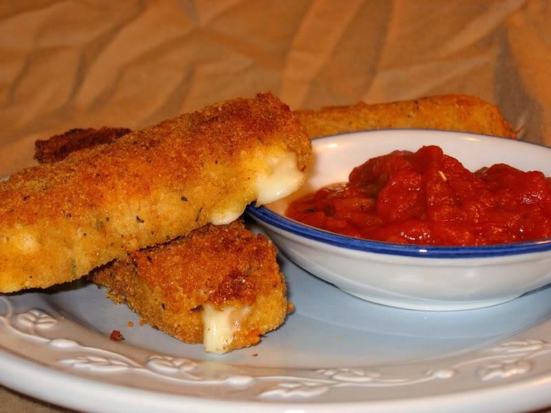 Homemade Mozzarella Sticks So Easy And Yummy Trusper