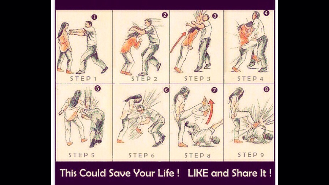 Quick Easy Steps To Save Your Life!