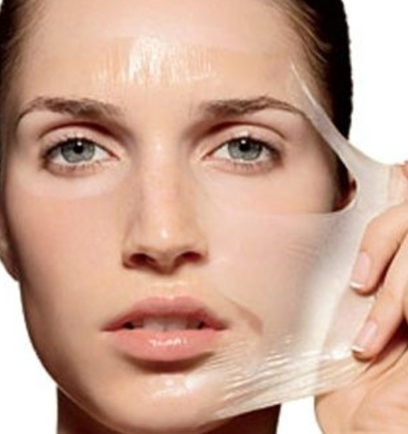 how to clear red blemishes on face