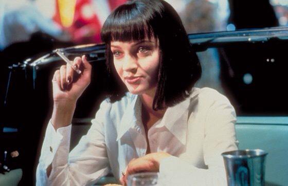 Uma Thurman Pulp Fiction 12 Vogue Editors Share...