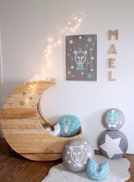 Cool Kids Pallet Furniture Ideas!!💞💞