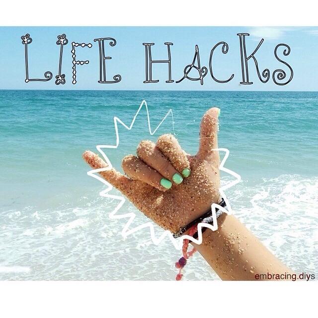 Life Hacks pt. 3