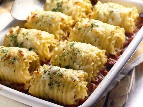 chicken-and-cheese-lasagna-roll-ups/ | Trusper