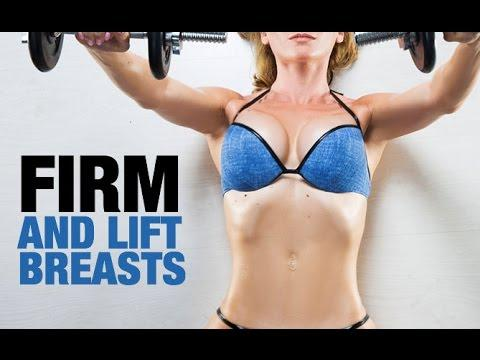 Do This Workout For A Natural Breast Lift
