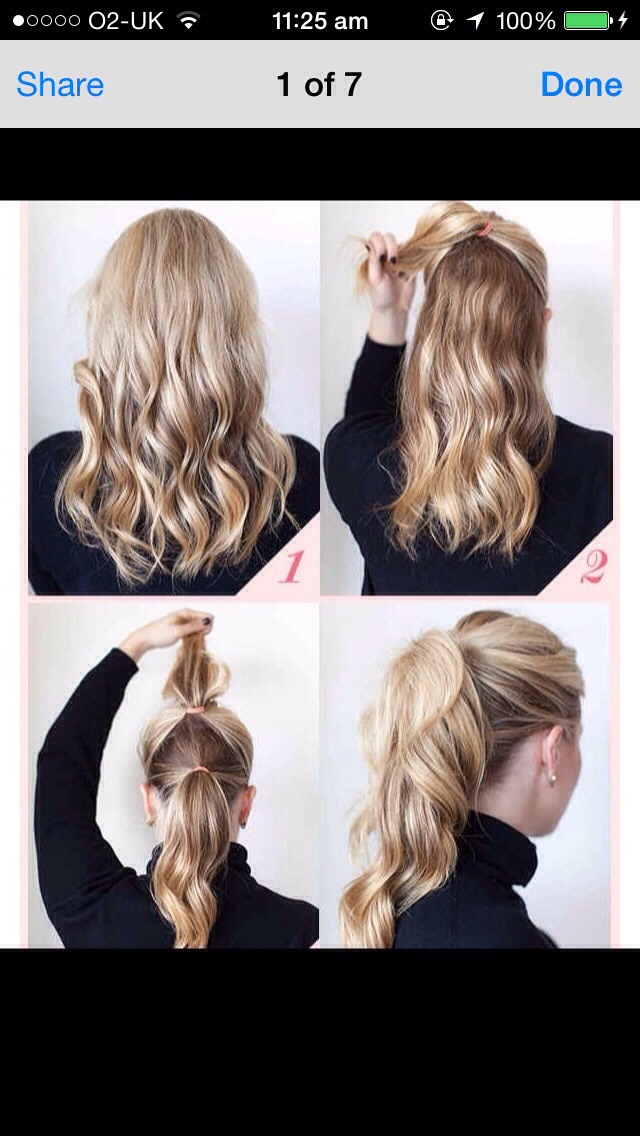Fuller Thicker Longer Ponytail
