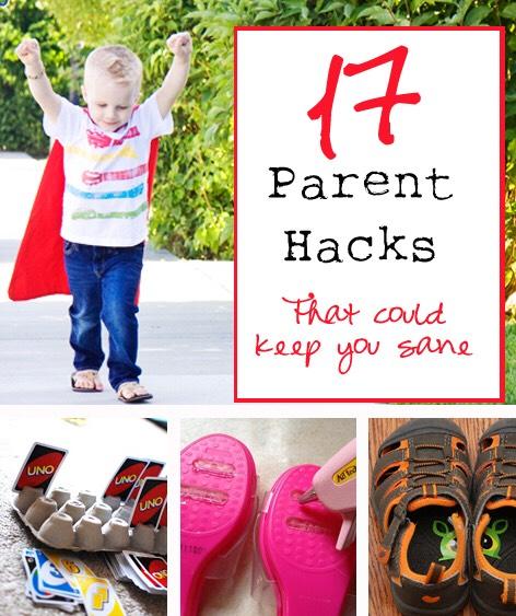🌟17 Parent Hacks That Could Keep You Sane🌟👪👏👏