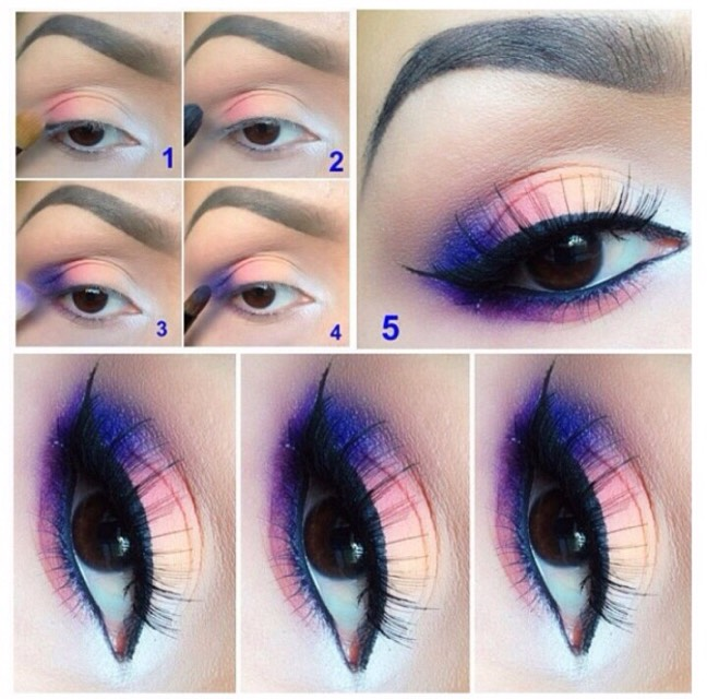 60 Amazing Eye makeup tutorials