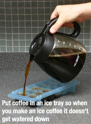 For The Ice Coffee Lovers!!