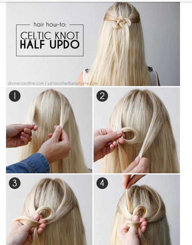 Прически своими руками на распущенные волосы