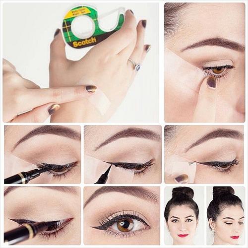 Step-By-Step Winged Eyeliner Tutorial + Bonus Tips And ...