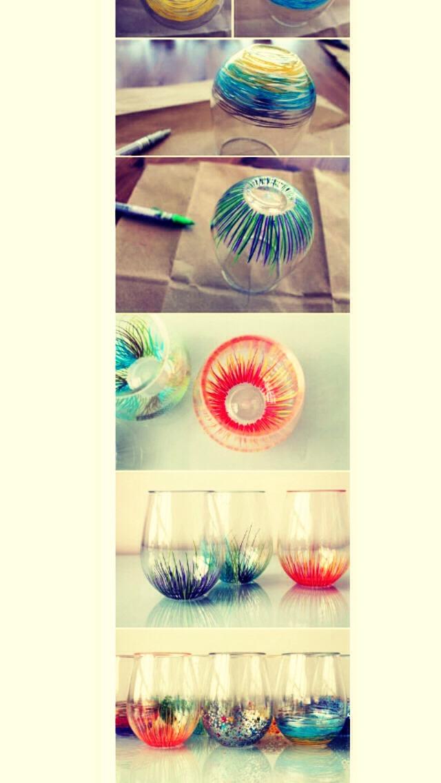 DIY Cute Cups!