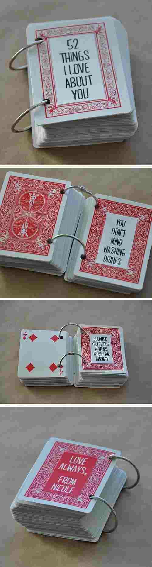 cute Valentine's day gift