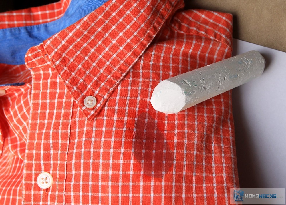 how to get a grease stain out of a shirt