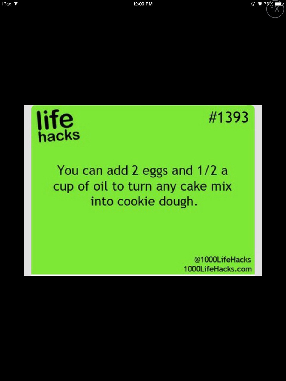 Turn Any Cake Mix Into Brownies