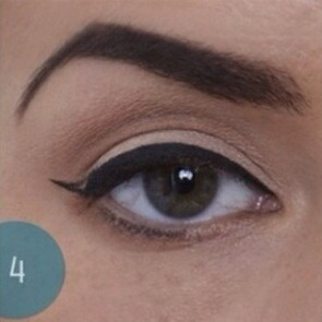 Get Perfectly Lined Eyes