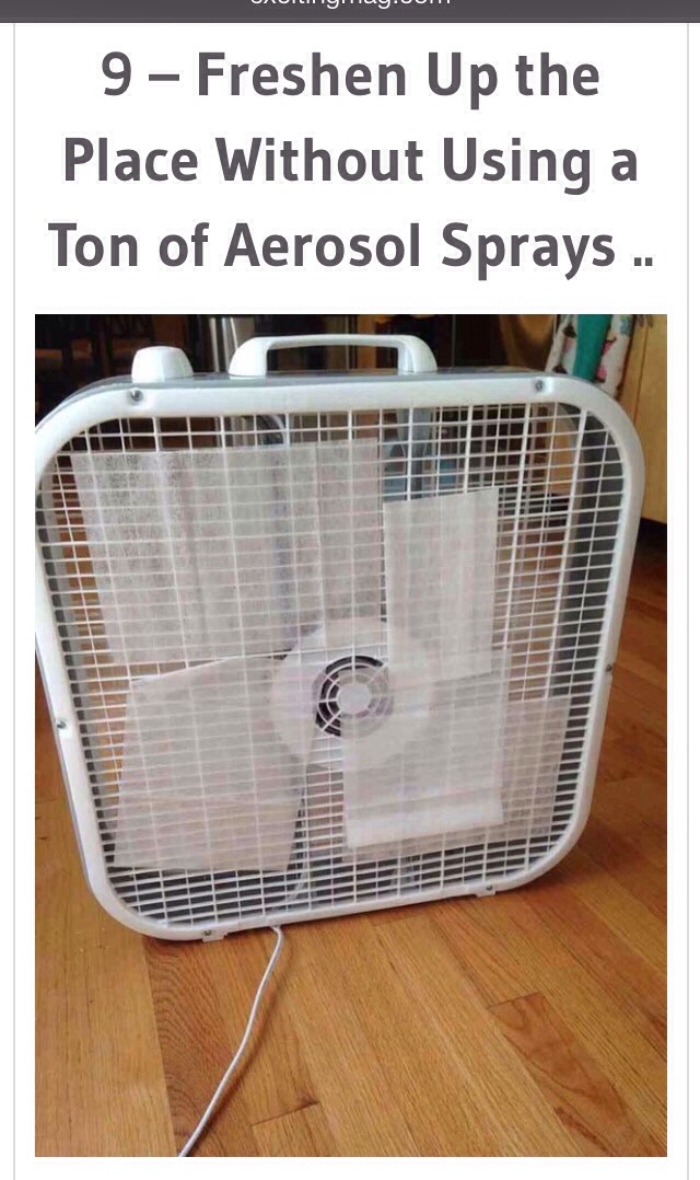 Quickly Freshen Up Your Room/house Without Aerosol Sprays