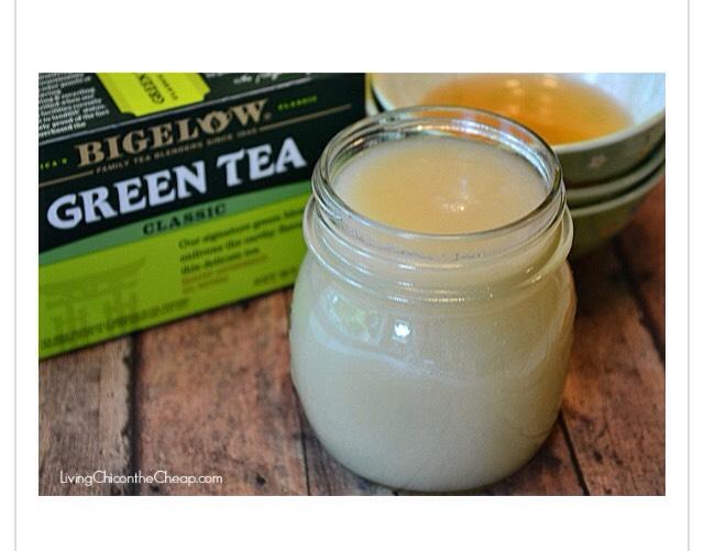 pia green tea