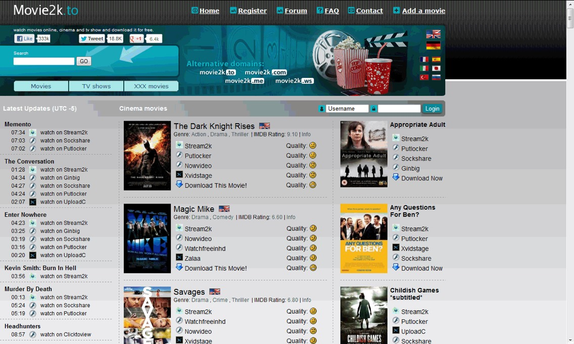 Best Free Movie And Tv Shows Websites Trusper