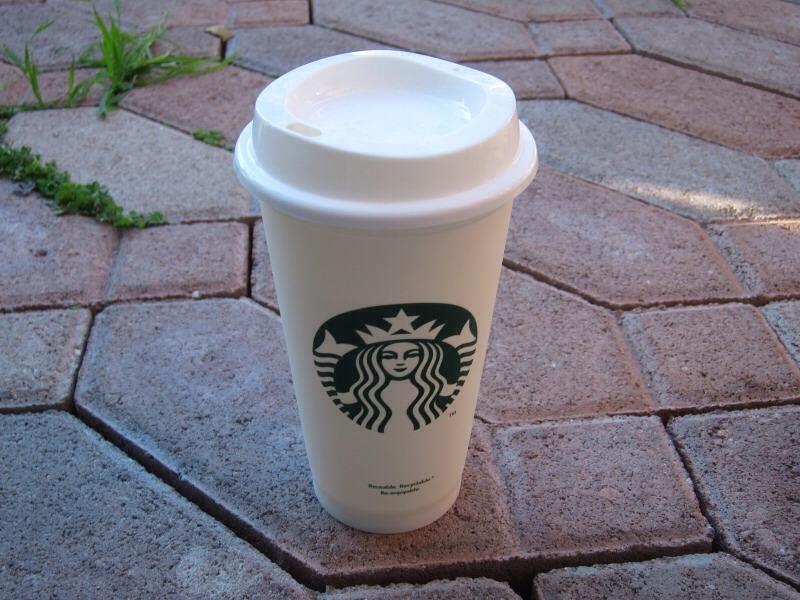New Starbucks $1 Reusable Cup