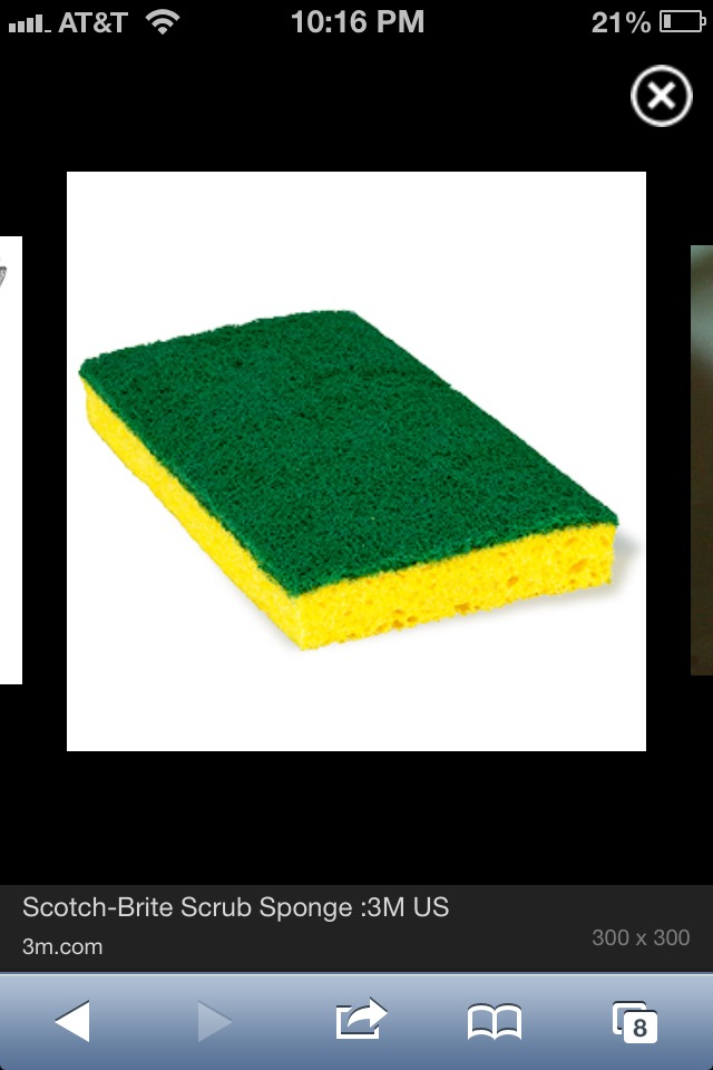 Get Rid Of Bacteria On Your Sponges! Check This Out. Please Like If You Save