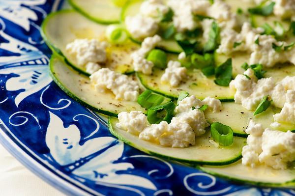 Zucchini Carpaccio   Trusper