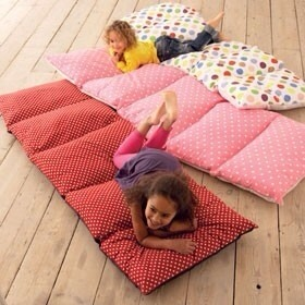 Make A Cute Foldable Mat For Kids Great For Lazy Movie Nights