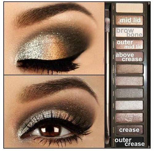Perfect Eye Makeup For Brown Eyes!👀