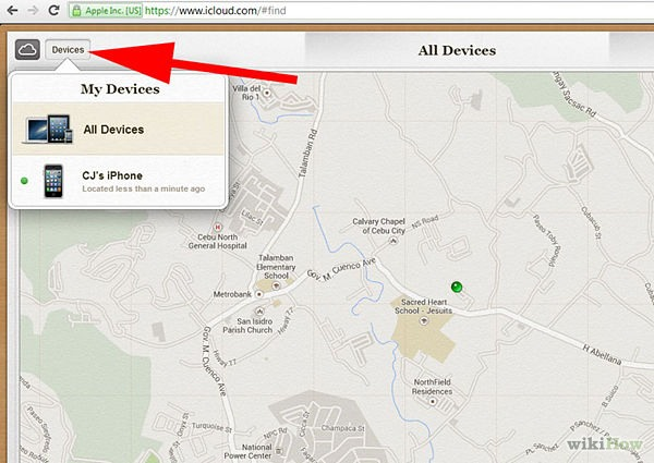 how to track your iphone without find my iphone