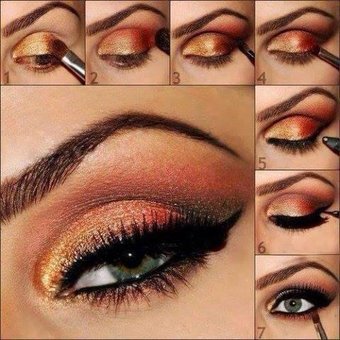 beautiful easy  colorful makeup tutorials  trusper