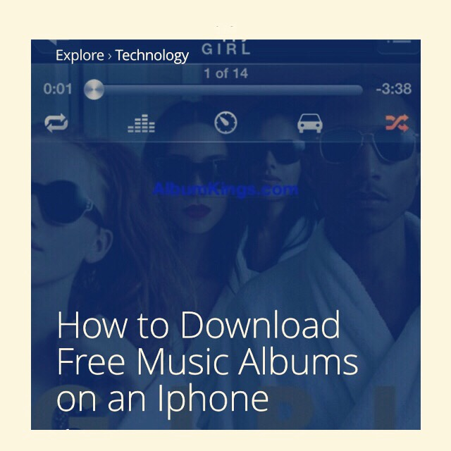How To Download Free Music Albums On An Iphone 📱🔊