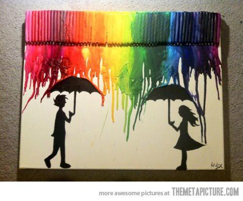Tumblr Crayon Art💞✨