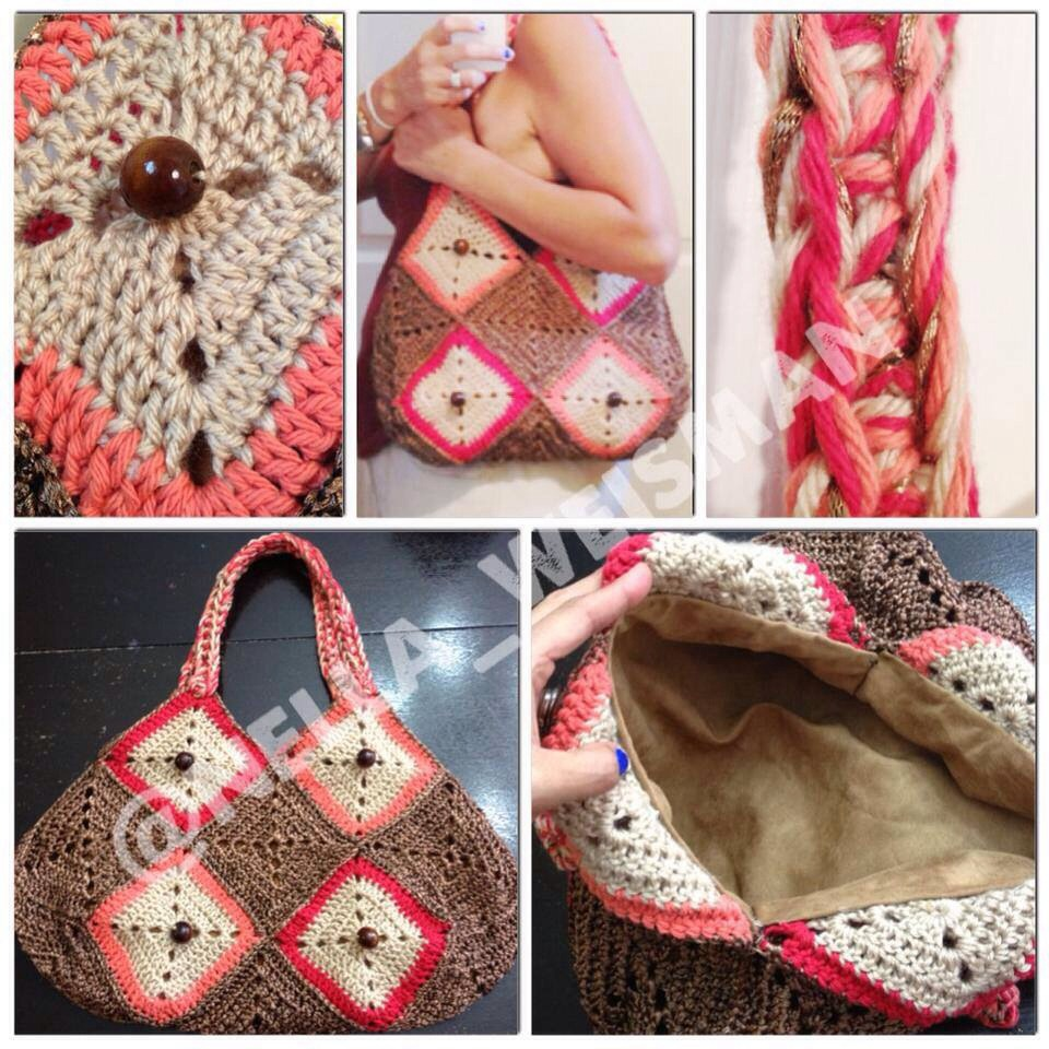 DIY Hobo Bag - Crochet Trusper