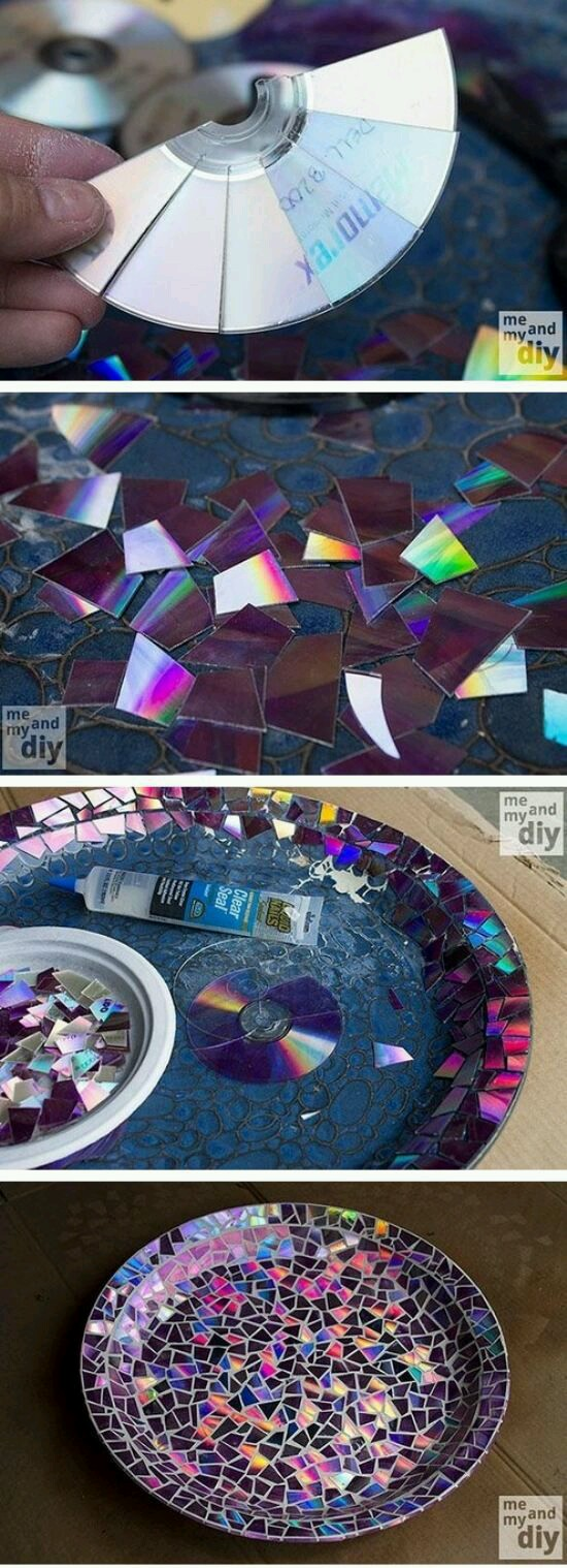 WoW Amazing Craft You Can Do Out Of Extra Crap CDs