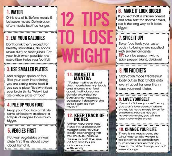 work out tips to lose weight