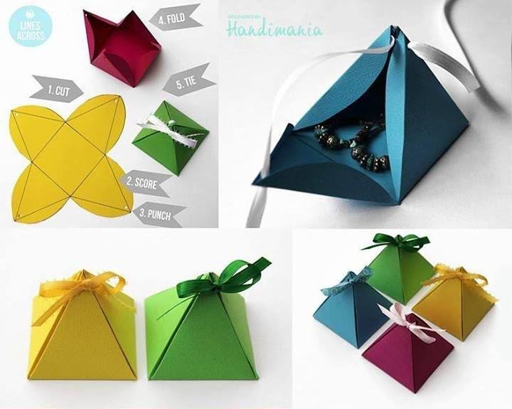 Как оригинально сделать упаковку