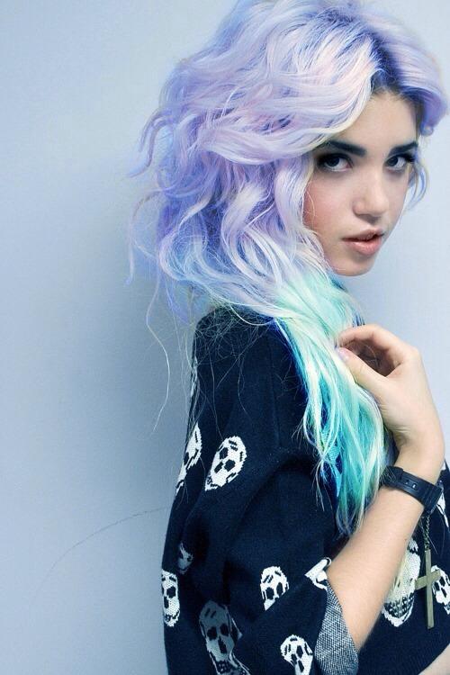 Amazing Hair Colours
