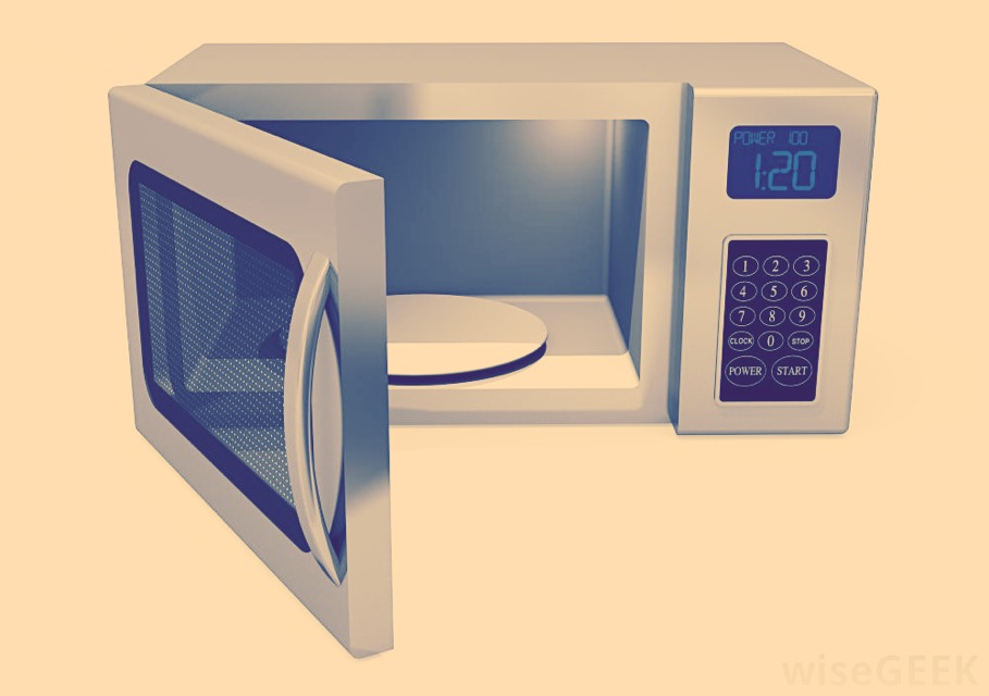 Easy Clean Your Microwave :)