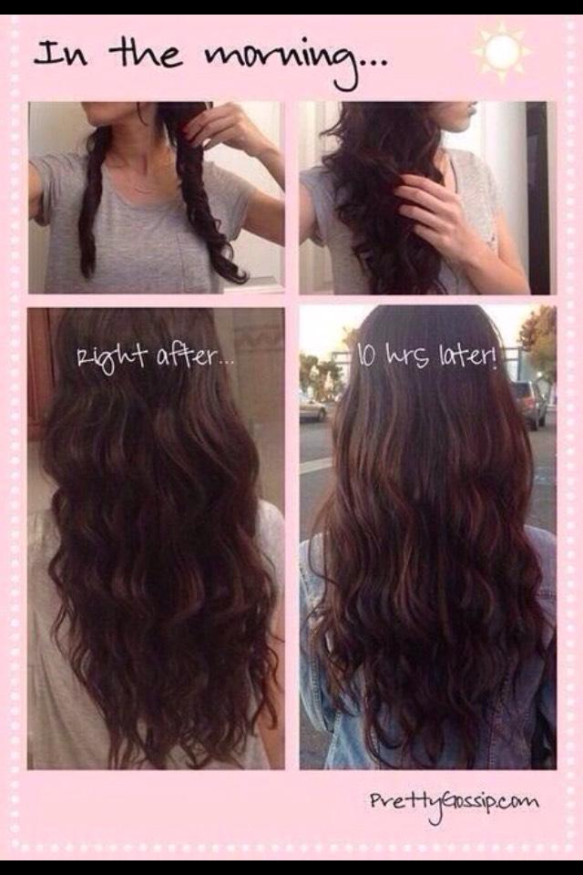 Beautiful Loose Beach Curls 💆💕 Trusper