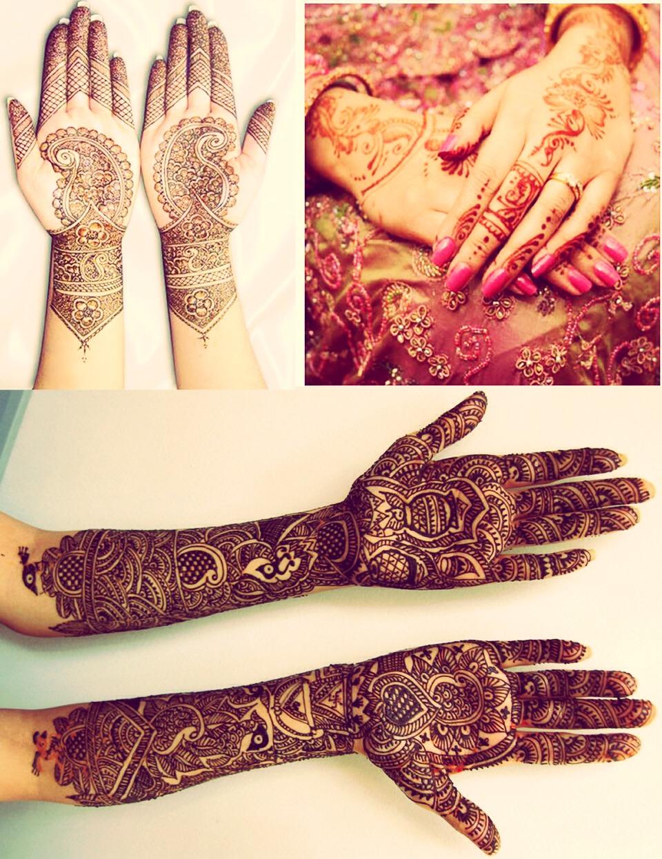 Diy Henna Tattoo: DIY Henna Tattoo ..SOOO Easy !